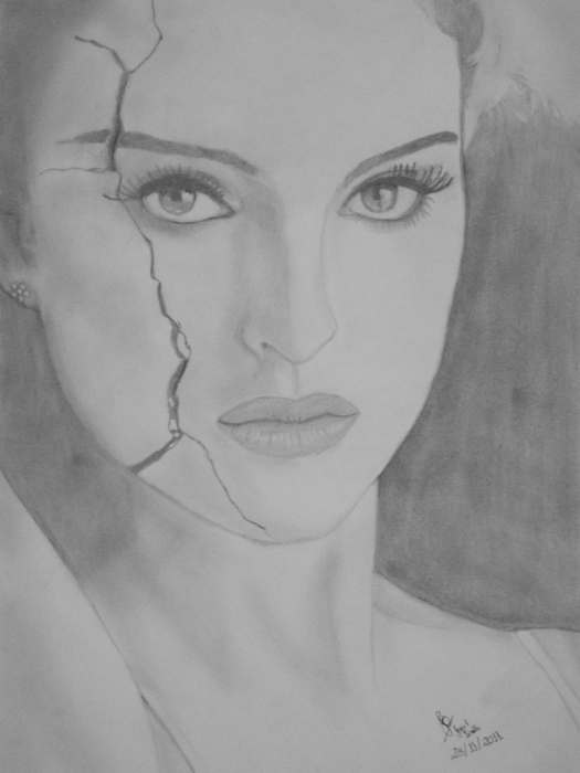 Natalie Portman by JoyceTirolli